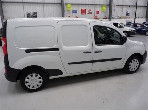 renault van kangoo used white renault kangoo for sale south yorkshire