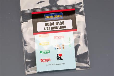rwb porsche logo 1 24 rwb rauh welt begriff logo decals hd04 0138 hobby