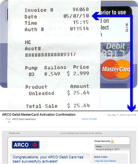 Mastercard Debit Gift Card Pin Number - arco debit mastercard cheap gas no credit card fees