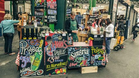 borough market borough market foodie paradise travelaar