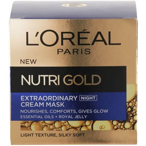 L Oreal Extraordinary 50ml l or 233 al skin expert nutri gold extraordinary