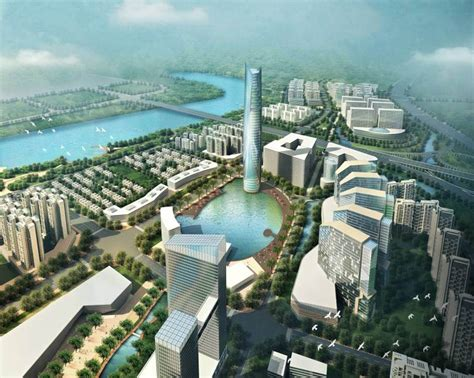 Prairie Home Designs Shunde A Chinese Eco City District Design Competition