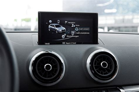 Audi A3 Musikanlage by Audi A3 Sportback 1 0 Tfsi Fahrbericht Bilder Autobild De