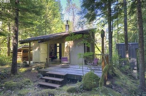 Cheapest Rentals In Usa tiny house camp with class in this mount hood cabin