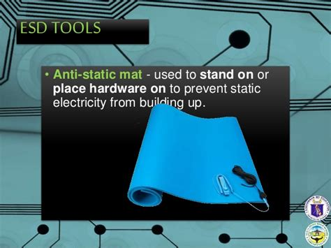 Static Discharge Mat by Handtools