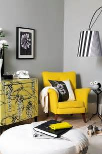 yellow black amp white living room ideas furniture