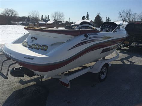 sea doo bombardier boat sea doo challenger 1800 bombardier boat for sale from usa