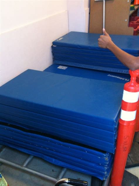 How To Clean Gymnastics Mats by Basic Gymnastics Tumbling Human Performance Well Being