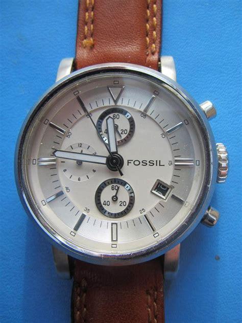 Fossil 3 Chrono fossil chrono montre bracelet homme 2005 catawiki