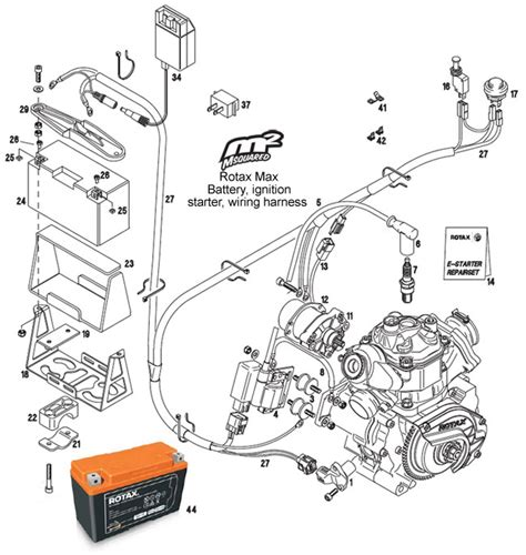 rotax max wiring diagram rotax max wiring diagram indy500 co