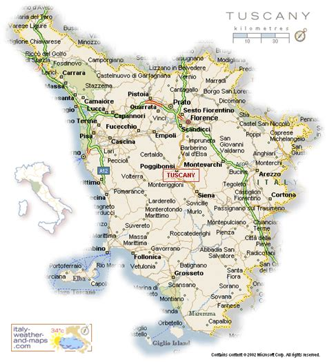 tuscany map italian tuscany region implements gis applications for healthcare gis use in health