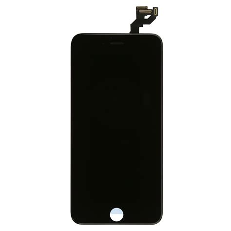 iphone   black lcd screen  digitizer full assembly fixezcom