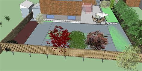 help me design my backyard landscaping please help me to select the best form