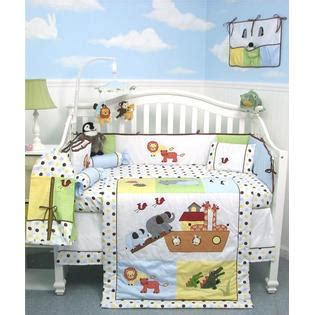 sears crib bedding soho designs noah ark baby crib nursery bedding set 14 pcs