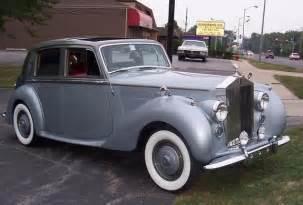 Rolls Royce 1950s 1950 Rolls Royce Silver The Way We Were 1950 S