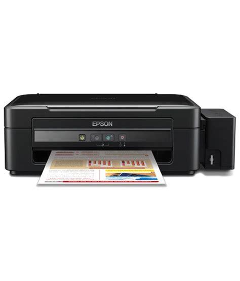 Printer Epson L360 Bhinneka Epson L360 Inkjet Mfp Printer With Inktank Buy Epson L360 Inkjet Mfp Printer With Inktank