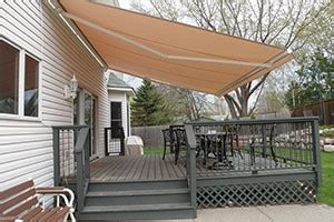 Deck Awning Options Deck Shades