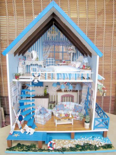 big w dolls house diy miniature big doll house lover gift love in aegean sea
