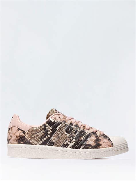 Sepatu Adidas Superstar White Pink 1 adidas superstar 80s w hotelshops