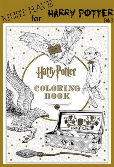 harry potter jumbo coloring book new twilight harry potter books available now