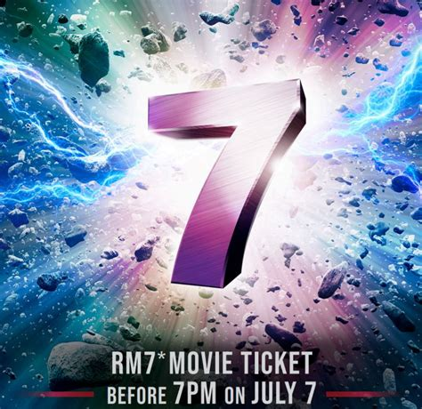 Dompet Wiser promosi tiket wayang rm 7 sahaja dengan pembelian menerusi