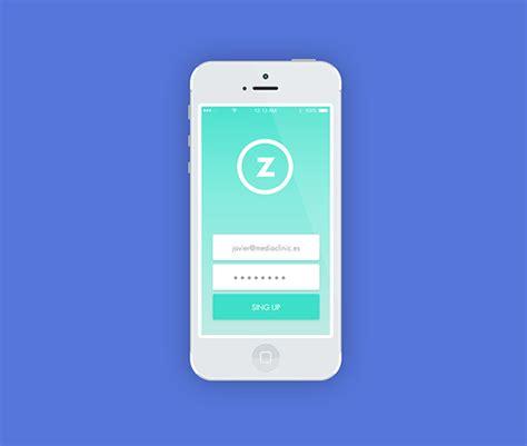 inspiration design application mobile mobile app design inspiration aulazero designbeep