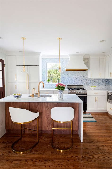 sparkling trend 25 beautiful kitchens with bright sparkling trend 25 gorgeous kitchens with a bright