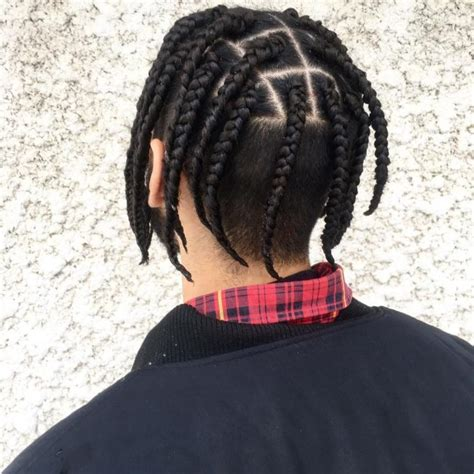 Mens Braids Hairstyles by Box Braids Www Pixshark Images Galleries With