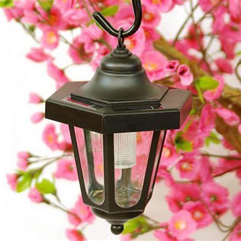 lanterna da giardino lanterne da giardino led a energia solare con asta di supporto