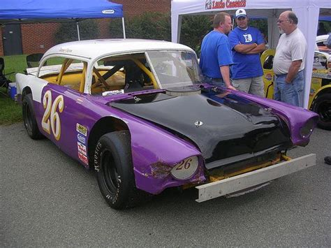 M Bel Ferrari by 55 Chevy Dirt Track 1955 Chevy Dirt Track Racer A