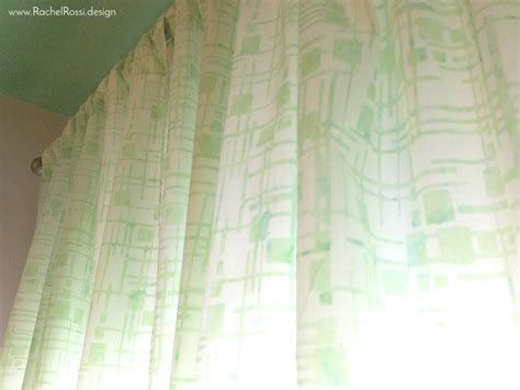 make own curtains how to make a full length curtain rachel rossi