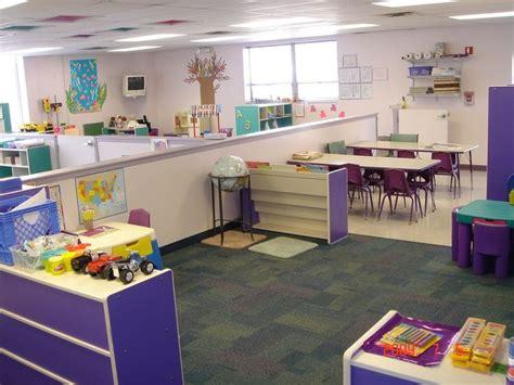 primary colors daycare preschool classroom precious childcare center