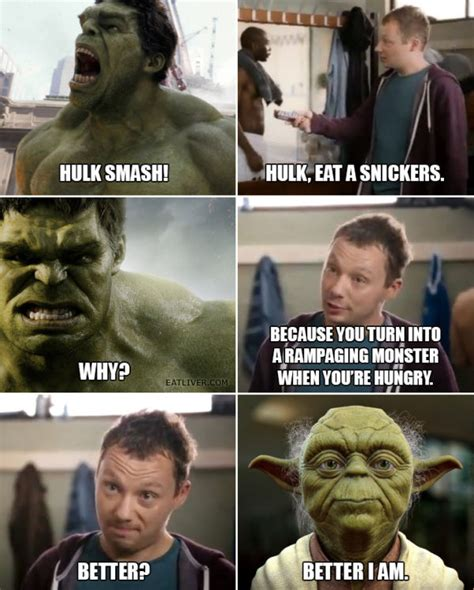 Memes Snickers - 1waynewriters licensed for non commercial use only