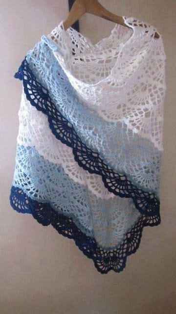 thread pattern en español m 225 s de 25 ideas fant 225 sticas sobre crochet bufanda en