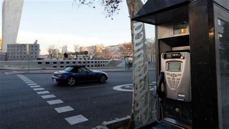 numeros de cabinas telefonicas el gobierno decide contra todo pron 243 stico mantener las