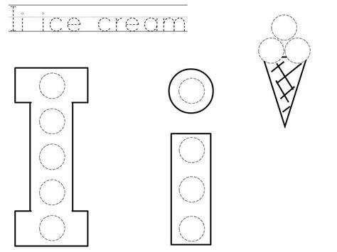 Free Coloring Activities For Preschoolers L L L L L L L L L L
