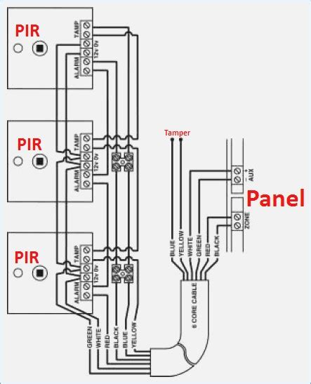 wiring diagram for pir sensor vivresaville