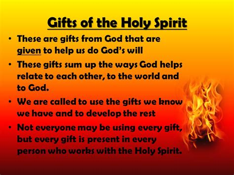 we believe in the holy spirit ppt video online download