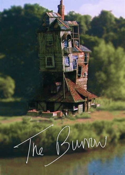 the weasley house 17 best ideas about the burrow on pinterest harry potter houses harry potter