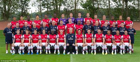 arsenal current squad arsenal fc team and squad arsenalfc no1 football info