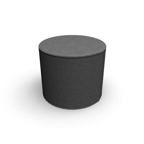 Room Designer 3d drum pouf design and decorate your room in 3d