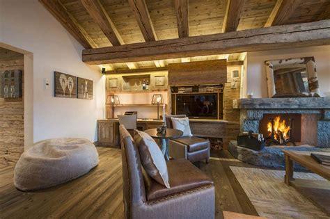 casa de interiores decoraci 243 n r 250 stica de casa de co madera