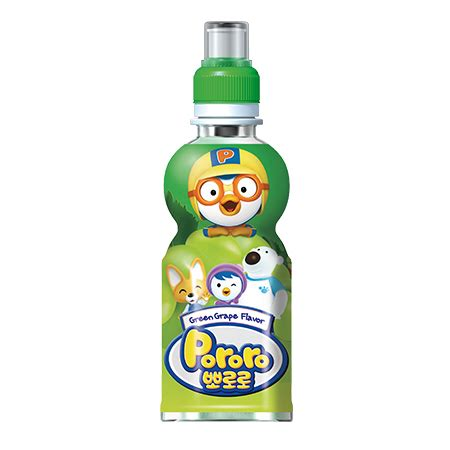 Murah Pororo Fruit Juice Drink Strawberry 235ml pororo drink pet green grape fides ny