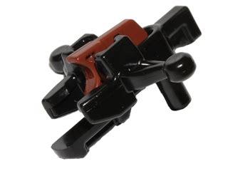 Part Lego Minifigures Weapon Mini Blaster Shooter bricker construction by lego 271605 lava warrior