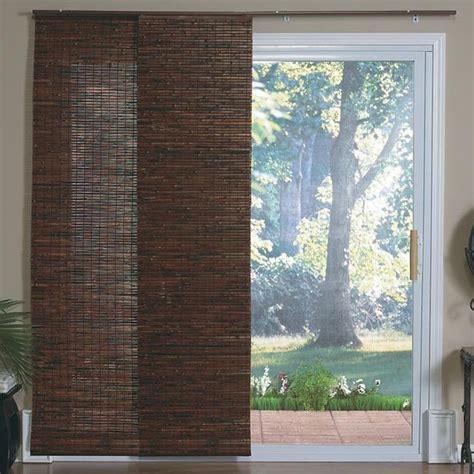 Window Sheds by Java Mahogany Panel Track Sliding Window Shade