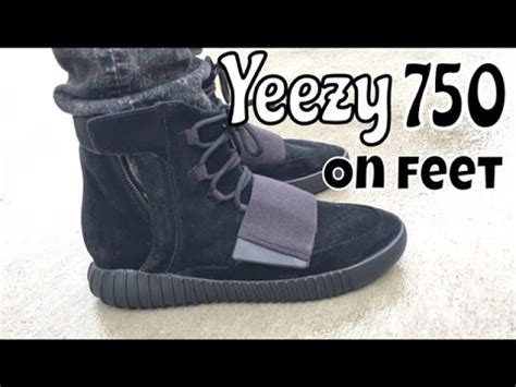 Adidas Yezzy Boost Hq adidas yeezy 750 boost quot black quot on