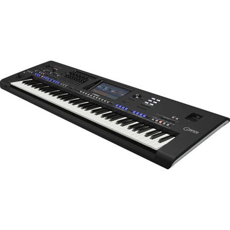 Keyboard Yamaha Genos Yamaha Genos 76 Key Arranger Workstation Keyboard Genos B H