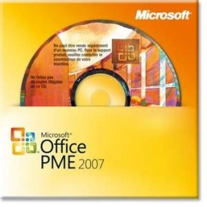 Microsoft Office 2007 Oem by Ms Office Pme 2007 Oem S2i Informatique