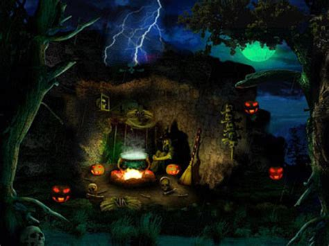 halloween desktop themes windows 8 animated wallpapers animation wallpaper download