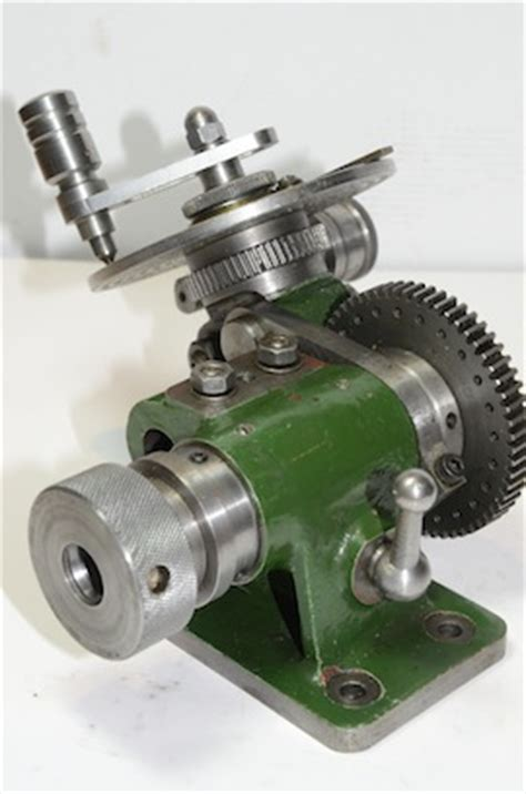 George Thomas Versatile Dividing Head For Sale For Myford